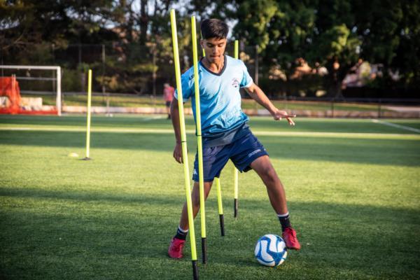 Soccer fitness trainer Sydney