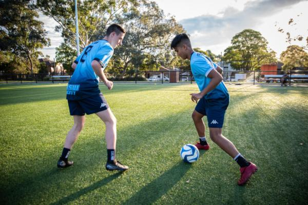 Private soccer coaching Sydney