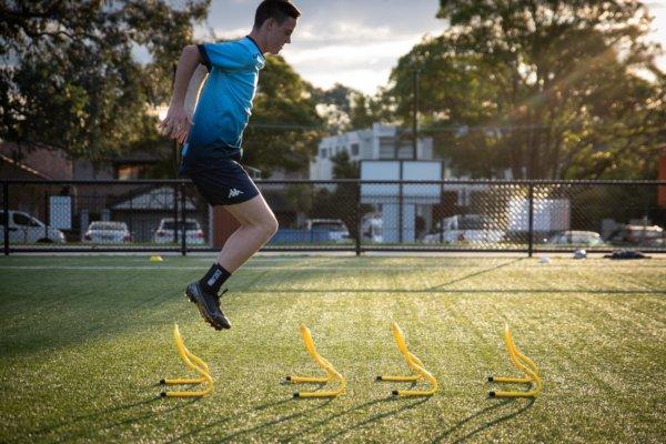 soccer fitness training